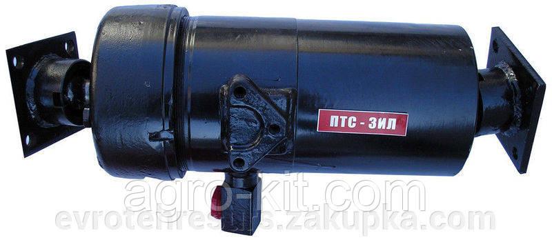 Телескопический гидроцилиндр ПТС ЗИЛ 5 штоковый с площадками (340) подъема кузова