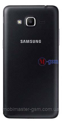 Задняя крышка Samsung J2 черная, фото 2