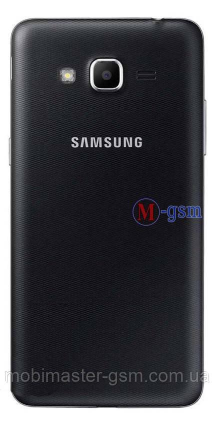Задняя крышка Samsung J2 черная