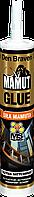 Den Braven MAMUT GLUE 290мл Гибридный клей-герметик <белый>