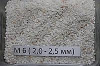 Мраморная крошка М6 белая