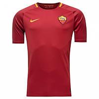 Футбольная форма Рома красная сезон 2017-2018