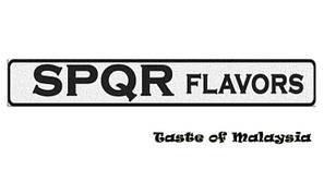 Ароматизаторы SPQR Flavors