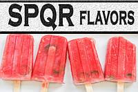 Ароматизатор SPQR Flavors Watermelon Ice (Арбуз со льдом) 10 мл.
