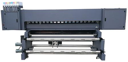 Сублимационный принтер POLAR X6-2204XS, фото 2