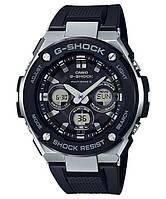 Мужские часы Casio G-SHOCK GST-W300-1AER оригинал