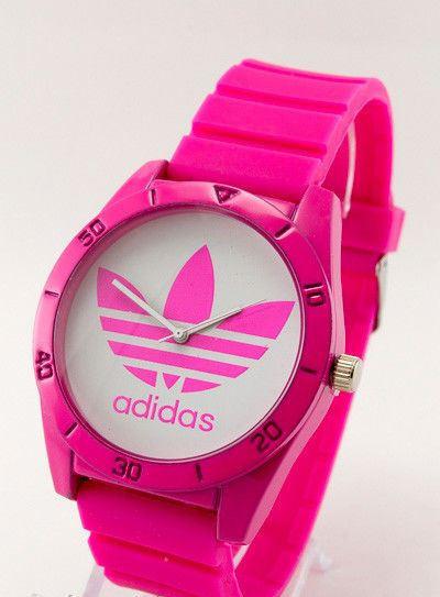 Спортивные часы Adidas, Адидас розовые - интернет-магазин «INSIDE» в Сумах