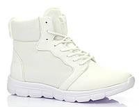 Летние женские кроссовки, сникерсы для спорта белого цвета размеры 39,40