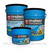 Праймер битумный (готовый) ТехноНИКОЛЬ №01; 20 л