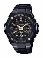 Мужские часы Casio G-SHOCK GST-W300BD-1AER оригинал