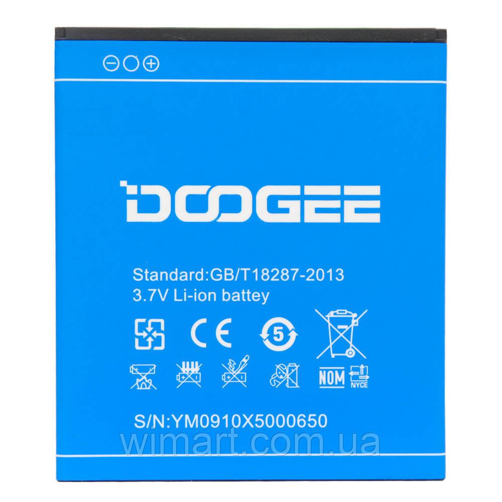 Аккумулятор Doogee X5, X5 Pro. Оригинал