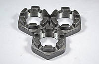 Гайки низкие ГОСТ 5919-73, DIN 937 корончатые и прорезные