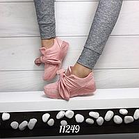 Кроссовки Puma Fenty x Rihanna Bow Sneaker pink  c 36 по 41размер