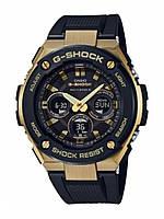 Мужские часы Casio G-SHOCK GST-W300G-1A9ER оригинал