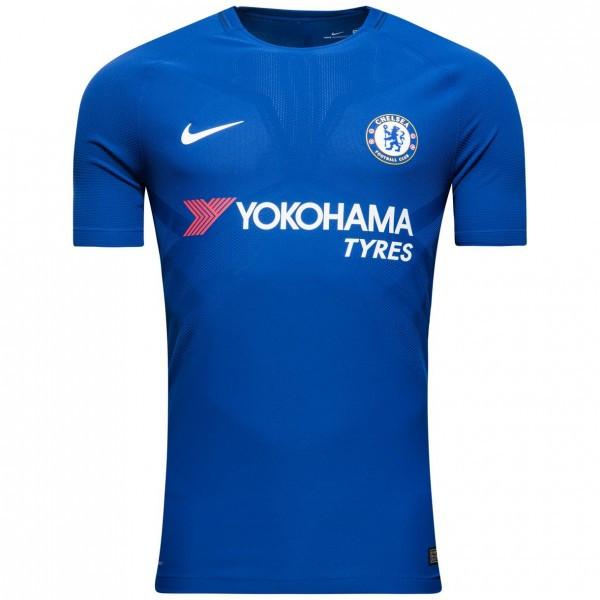 Детская футбольная форма Челси синяя сезон 2017-2018 ( 20 размер)