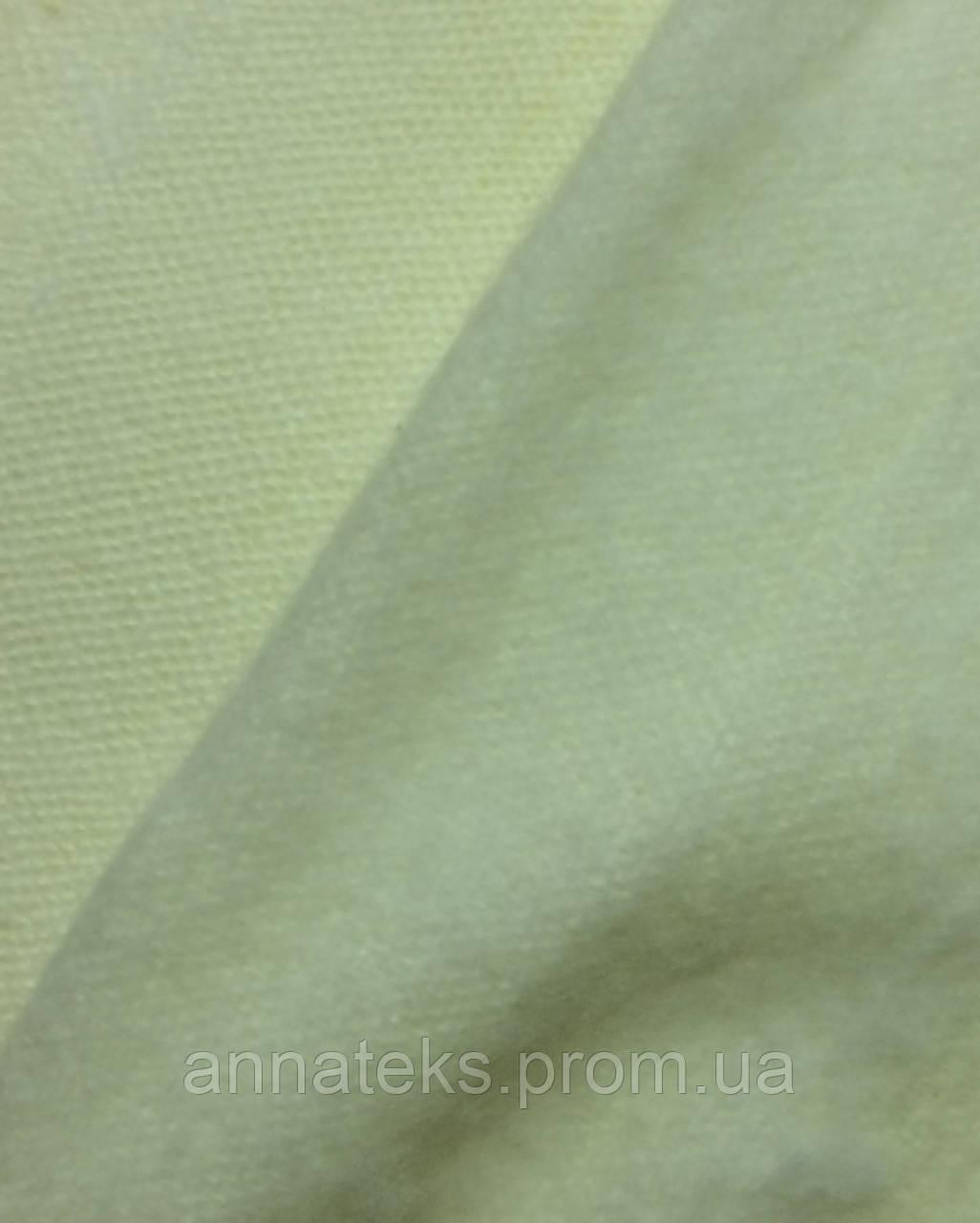 Ткань Фланель г/ф рис 514 жовтый Ш  90СМ арт 7801