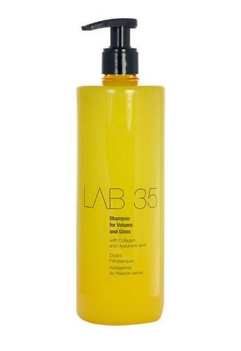 Шампунь Kallos Lab 35 Volum & Gloss для объема и блеска 500 мл