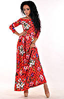 Платье в пол от производителя