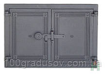 Печные дверцы Нalmat DCHP5 OH H1105