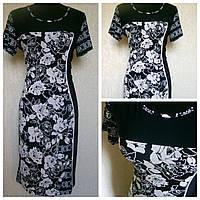 Платья  больших размеров 48-50рр.Ханна