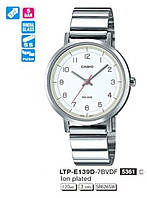 Женские часы CASIO LTP-E139D-7BVDF оригинал