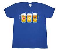 Прямая печать на футболках (полноцвет, мужские футболки Freederty)