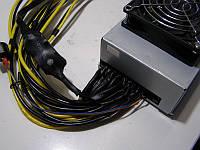 Блок питания серверный (распайка 6 - 8 карт..)(6+2 разъёмы)( IBM DPS-2500BB 2320W )