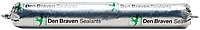 Den Braven POLYFLEX-452 600мл Клей-герметик полиуретановый <черный>