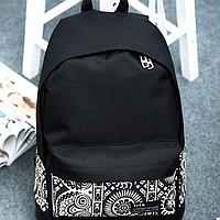Городской рюкзак с орнаментом Letu
