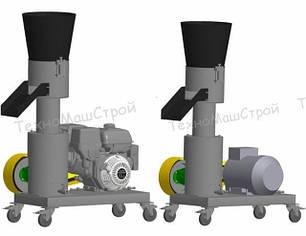 Гранулятор МГК-150 (редукторный)