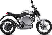Электромотоцикл SOCO серый