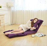 Кресло трансформер. Фиолетовый. (B1)