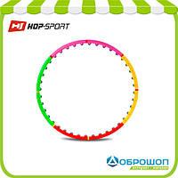 Обруч-массажер Hop-Sport 40 шариков