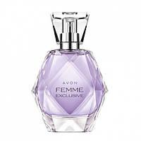 Парфюмерная вода Avon Femme Exclusive для нее (Эйвон,Ейвон) 50 мл