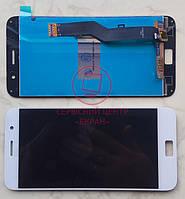 Lenovo Zuk Z1 тачскрин + дисплей LCD оригинальный модуль білий