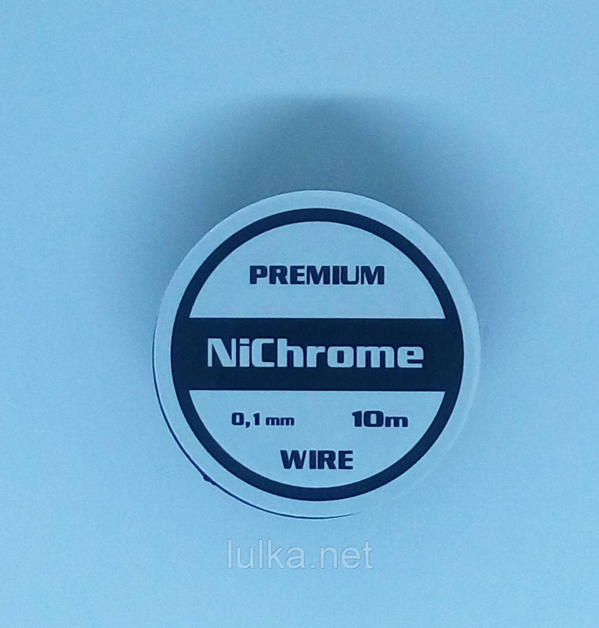 Premium Nichrome Ø 0,1 мм (катушка 10 метров)