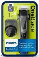 Електрична бритва PHILIPS ONEBLADE QP6510/20