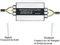 WVC Power Line Filter for WVC MPPT Grid Tie Inverters WVC-FILTER Kaide