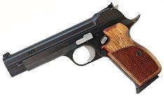Пневматический пистолет SAS P 210 Silver Blowback