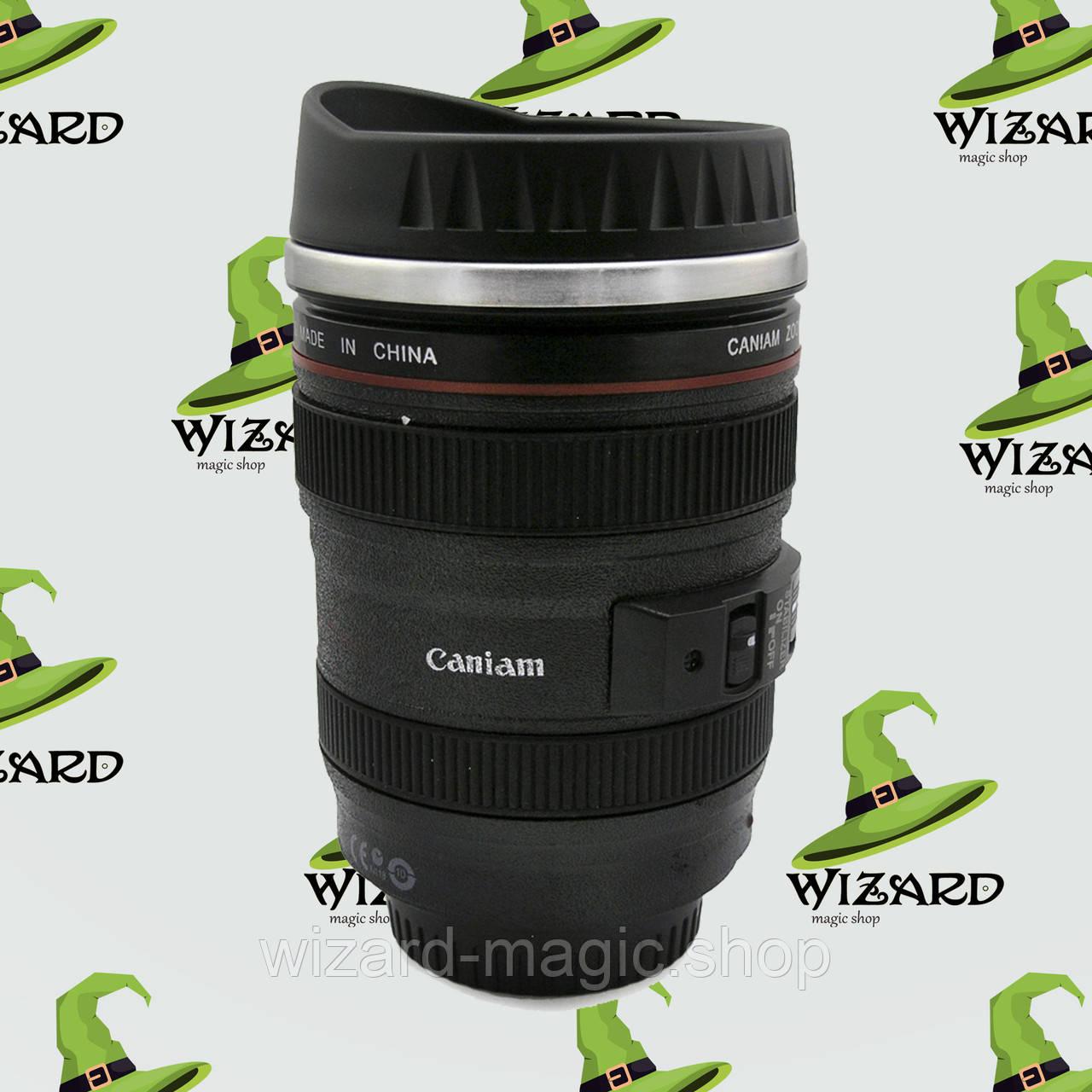 Чашка мешалка Фотообъектив EF 24-105mm
