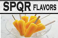 Ароматизатор SPQR Flavors Mango Ice (Манго со льдом) 10 мл.