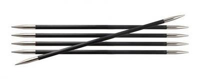Спицы носочные № 4.0- 20 см.  Karbonz KnitPro
