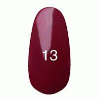 Гель-лак  Kodi 8 мл № 013 вишневый, эмаль
