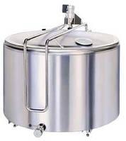 Охолоджувач молока відкритого типу новий DeLaval 1200 л