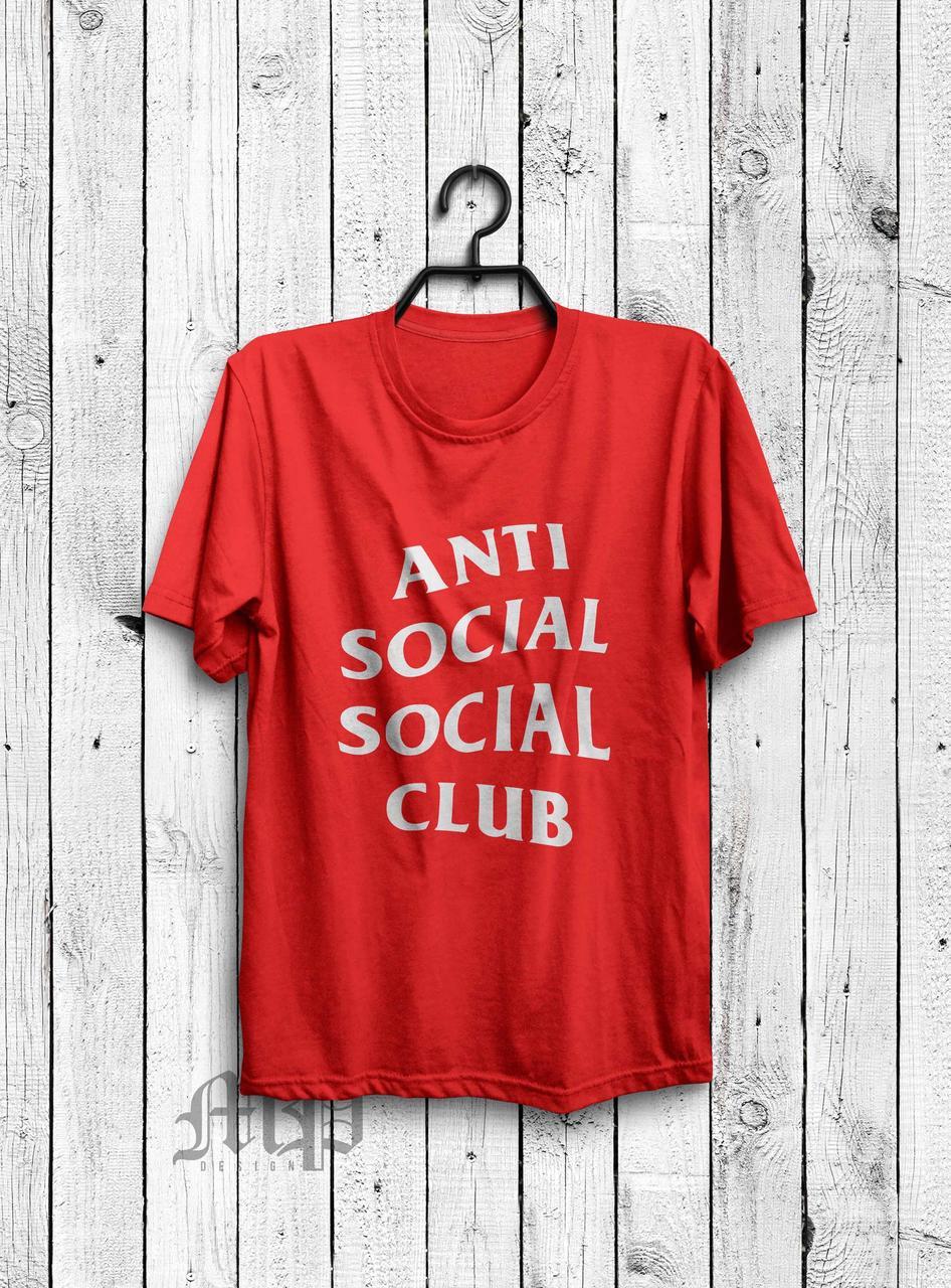 Футболка Anti Social Social Club (Анти Сошал Сошал Клаб), фото 1