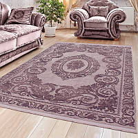 Красивейшие однотонные мягкие классические ковры из хлопка