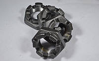 Гайка низкая М33 ГОСТ 5919, DIN 937 корончатая, прорезная