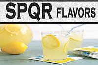 Ароматизатор SPQR Flavors Lemon Ice (Холодный лимонад) 10 мл.