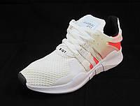 Кроссовки  Adidas EQT текстиль белые унисекс (р.36,38,39,40,41)