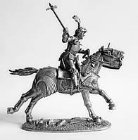 Оловянная миниатюра. Оловянный солдатик. Лорд Дакр. Англия 1513 г.